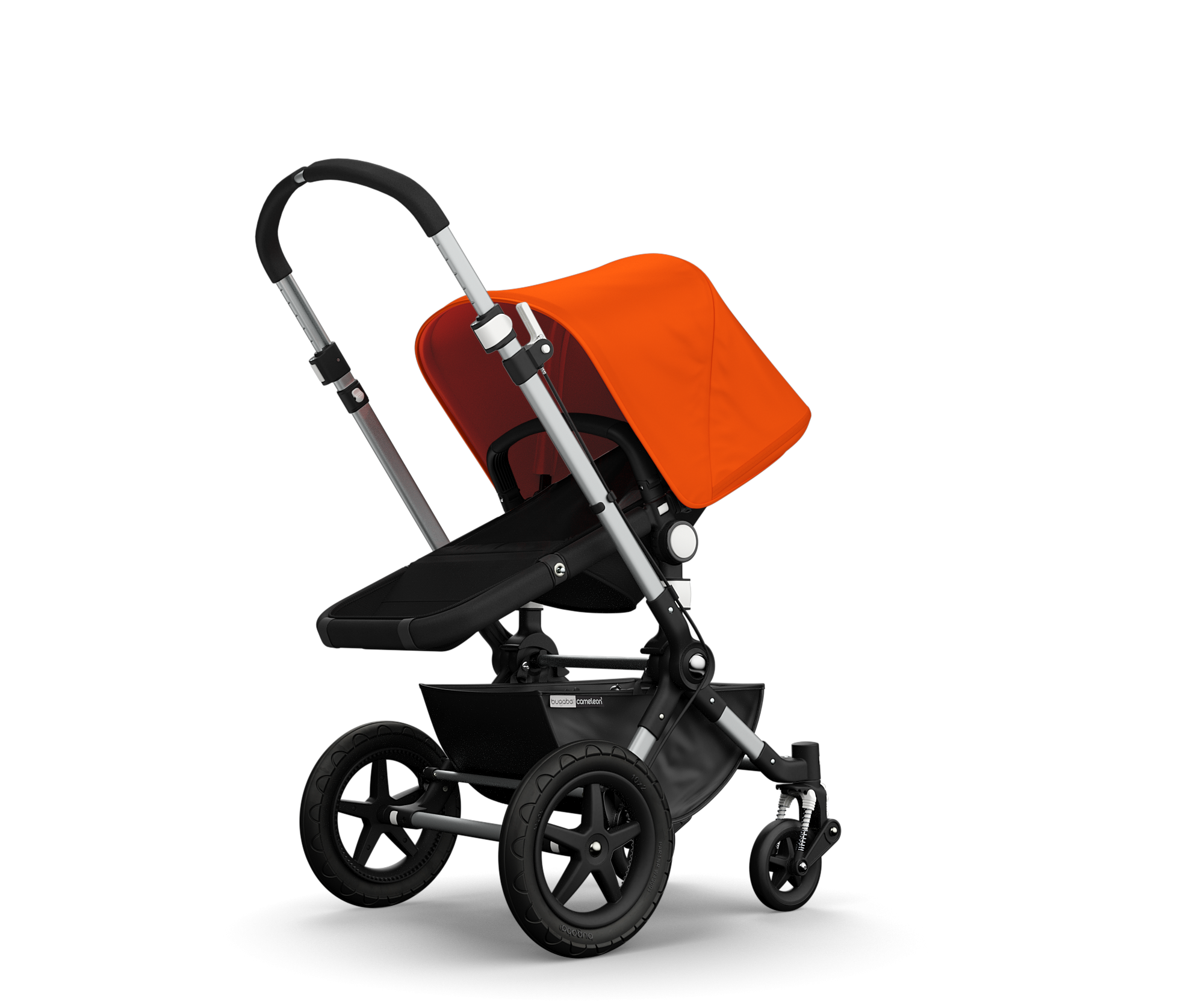 Bugaboo Cameleon 3-Aluminium-Gestell in Orange