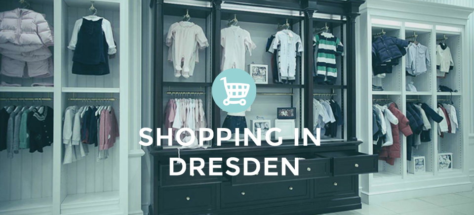Shopping Dresden