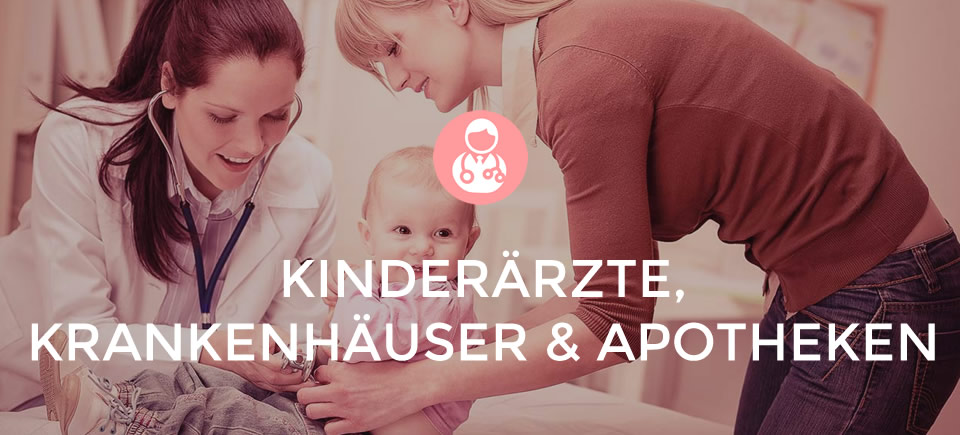 Kinderaerzte in Hamburg