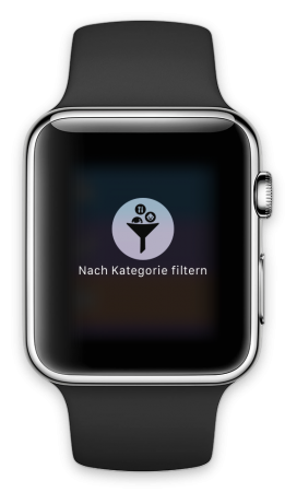 BabyPlaces Apple Watch App für Eltern