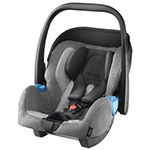 Recaro Privia Test