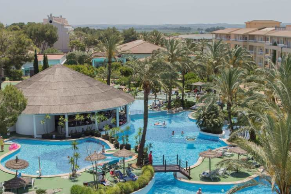 Mediterranean Beach Hotel All Inclusive